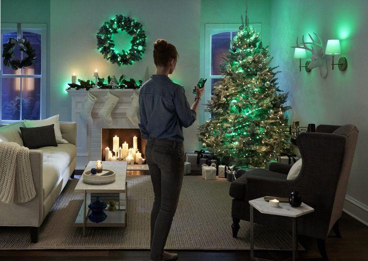 La domótica, la decoración y la Navidad