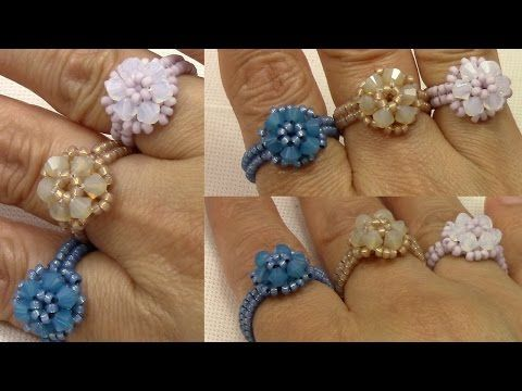 Herzförmiger Ring PU27 - iawear