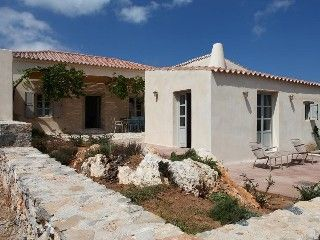 Traditional Stone House at the Island of Kythira