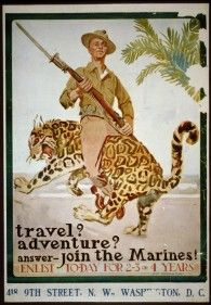 Retronaut - Travel? Adventure? Join the Marines
