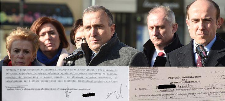 Portal wPolityce.pl dotarł do dokumentacji w śledztwie dotyczącym zeznań Sebastiana K. Na protokołach złożył swój podpis.
