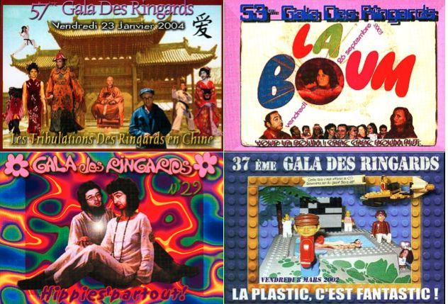 Le Gala des Ringards - Paris - Glazart - DJ Funky JV