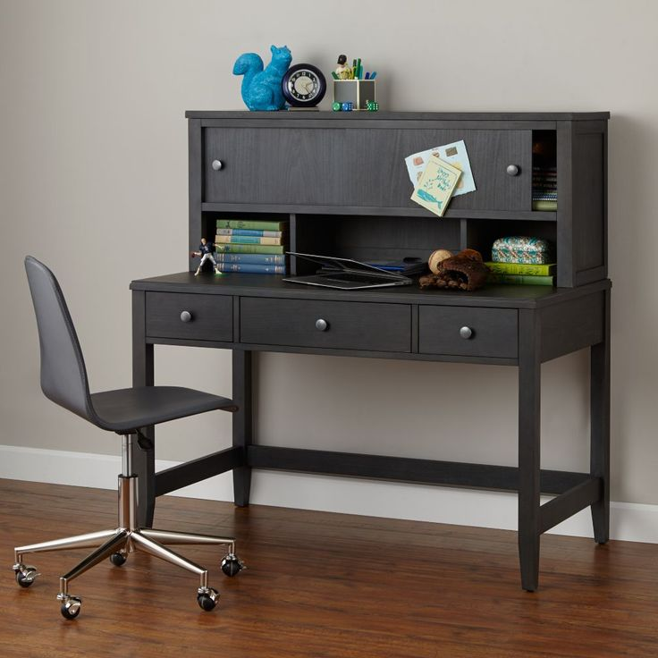 Shop Bayside Denim Desk.  With a timeless, traditional style, our Bayside Desk & Hutch works perfectly in any room.  Its stunningly beautiful wood grain makes each piece unique.