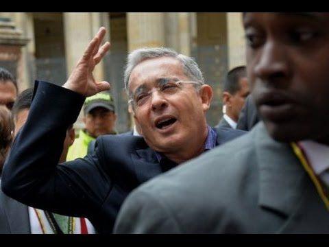 Uribe arremete en la Fiscalía contra Canal Capital y el alcalde Petro