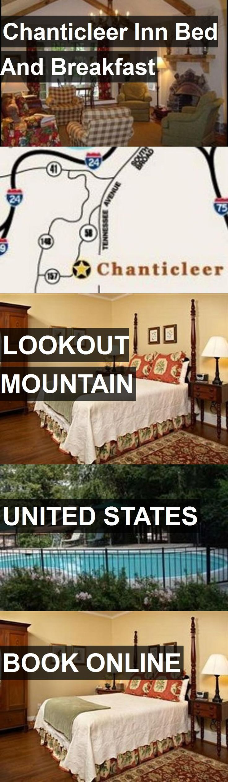 Hotel Chanticleer Inn Bed And Breakfast in Lookout