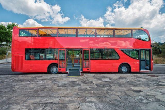 Autobus elettrico Unvi Sight Seeing