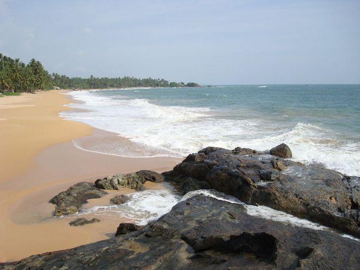Induruwa Beach #SriLanka