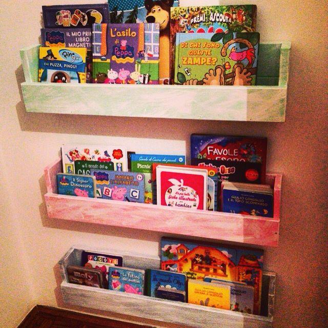 Children's library - Libreria per bambini