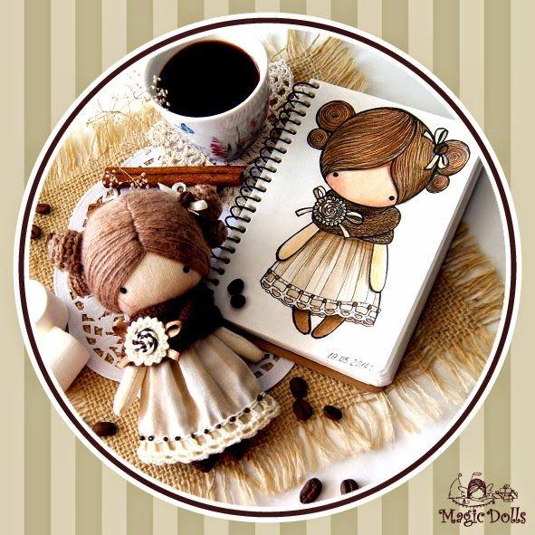 magicdolls: Ma Petite Poupee - Coffee