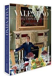 valentino the emperor table