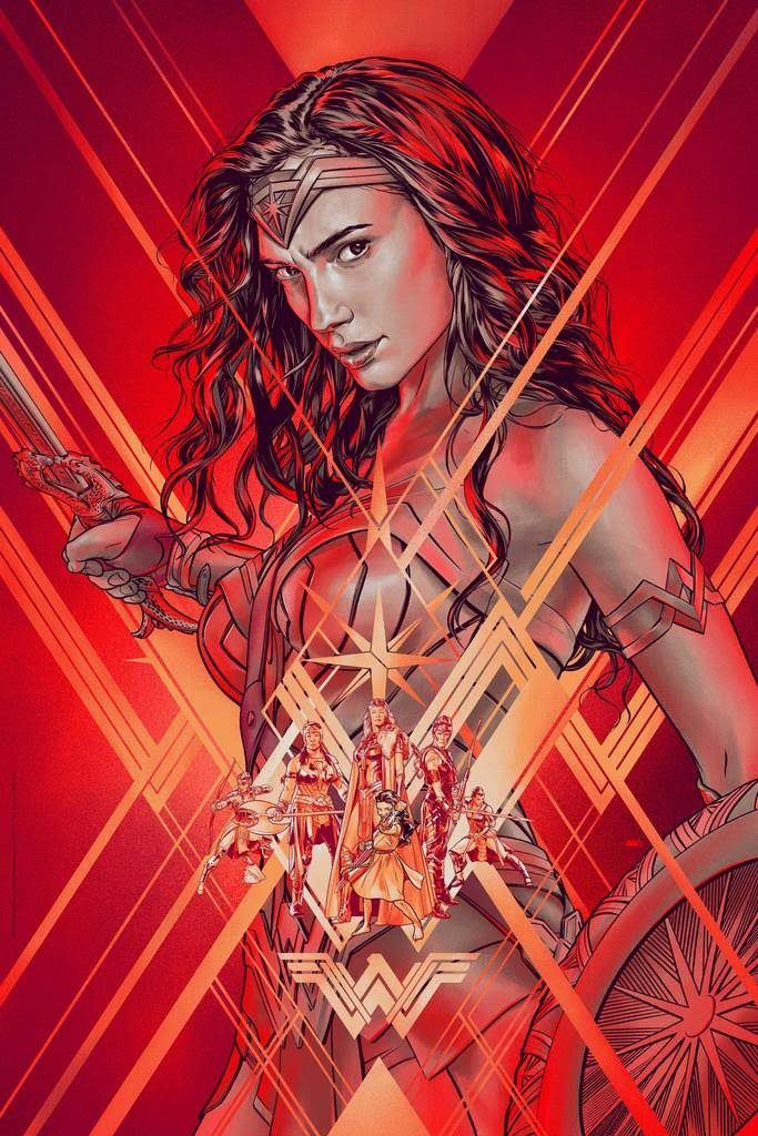 Wonder Woman Is Getting A Second Stand Alone Movie In The DCEU, Check out 11 Upcoming DC Extended Universe Movies To Get Excited About - DigitalEntertainmentReview.com