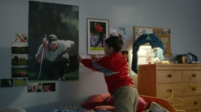 "Steve Rogers (Nike ""Rory McIllroy"", Dodge, Southern Comfort ""Shark"")"
