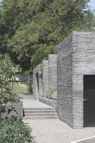 Charles Pictet, Orangery and Horse Stables, Vandoeuvres, 2012 www.pictet-architecte.ch/