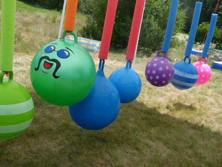 Wet And Wild Wipeout Party Ideas #wetandwild #wipeout #party #partyideas #partygames