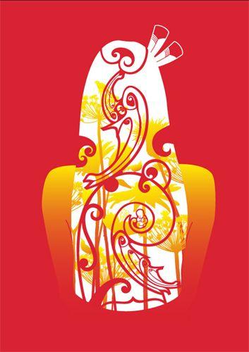 Bronwyn Waipuka Kura Gallery Maori Art Design New Zealand Hine Ata