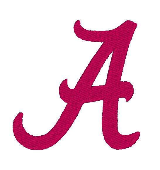 Alabama Applique And Embroidery Appliques Logos And Alabama