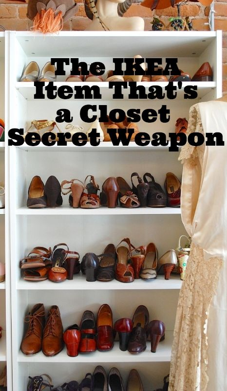 The IKEA Product That's a Closet Secret Weapon