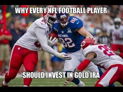 Why Every NFL Football Player Should Invest in Gold IRA