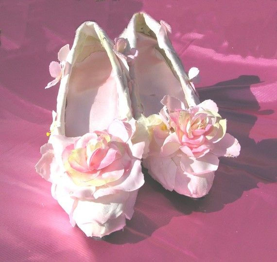fairy shoes. IN THE CLOSET