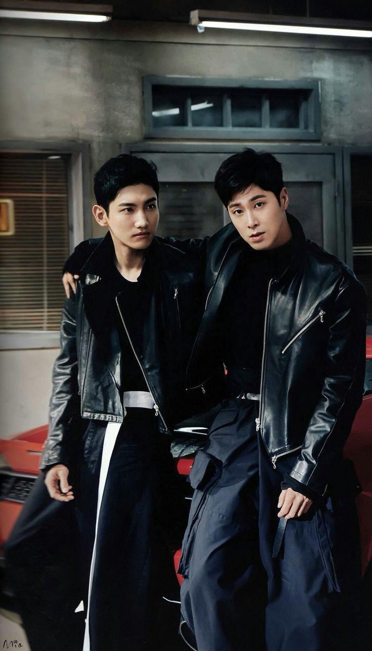 TVXQ, Yunho l, Changmin