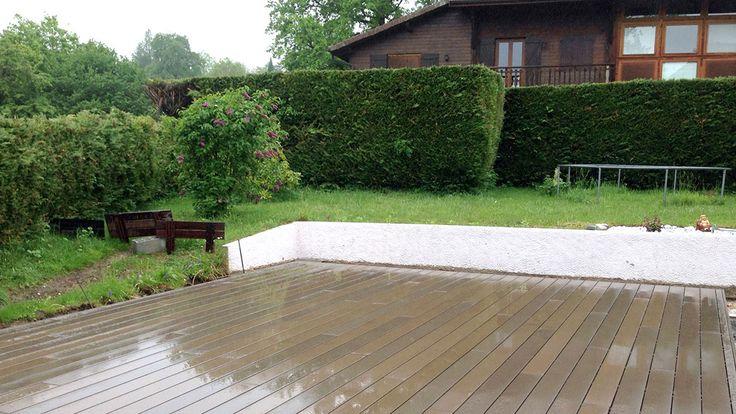 Terrasses amovibles ou coulissantes pour piscine - Alkira
