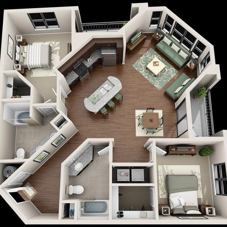 #architecture #homedesign #homedecor #interior #interiordesign   – Ev planları