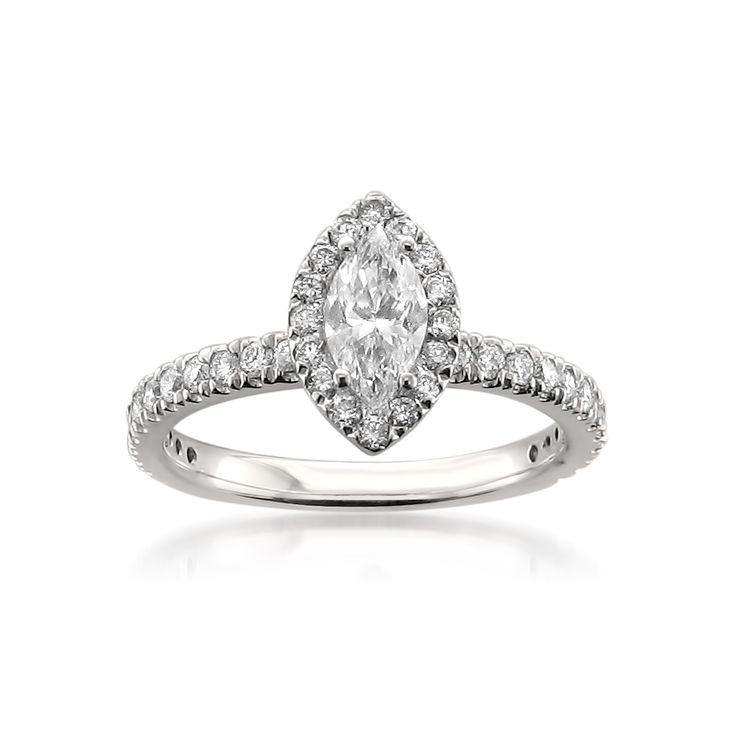 Spiegeltent wedding rings