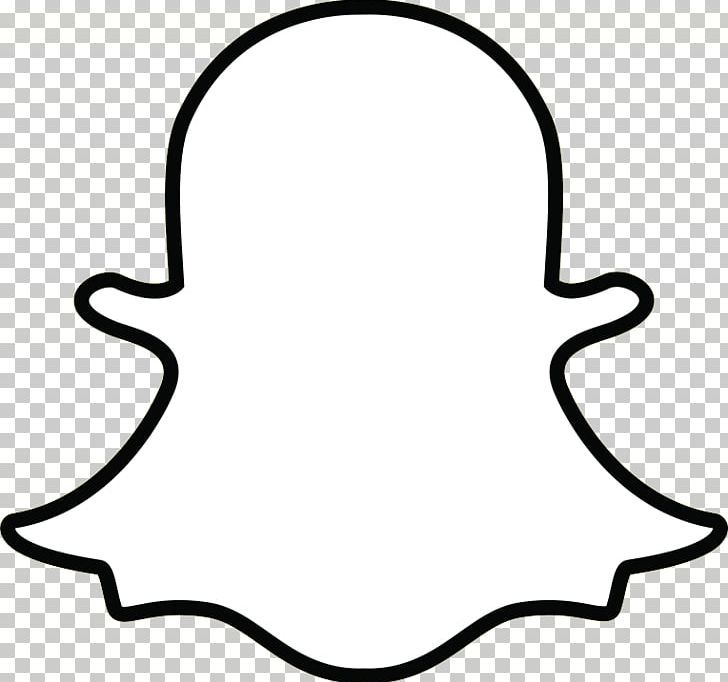 Snapchat Ghost Outline Png Icons Logos Emojis Tech Companies Snapchat Icon Ghost Logo Png