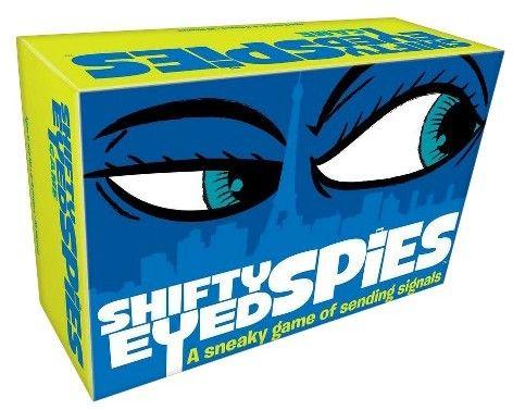 Big G Creative Shifty Eyed Spies Board Game