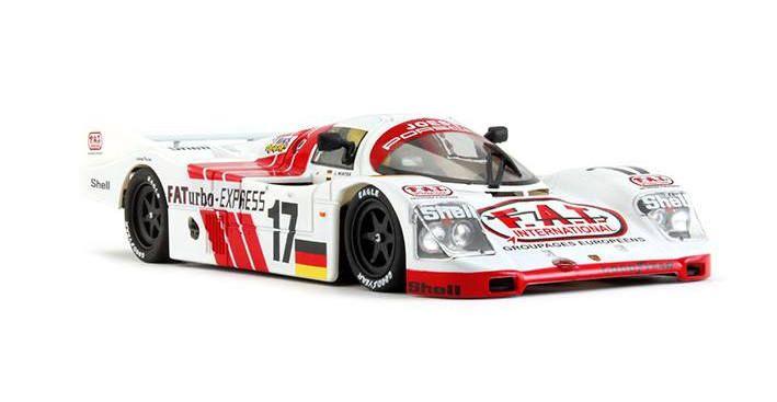Slot.it - Porsche 962C LH n.17 Le Mans 1993 (CA03h) - Slot.it - Porsche 962C LH n.17 Le Mans 1993 (CA03h) #slotcar #slotit #porsche