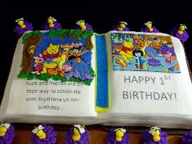 66 best Book cakes images on Pinterest Book cakes Aladdin cake