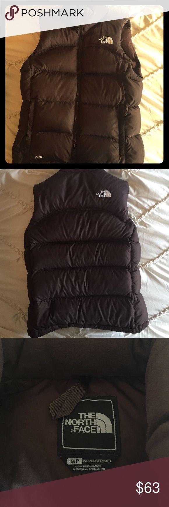 North Face women's Nuptse vest North Face Nuptse 700 fill vest.  Very good condition!!! North Face Jackets & Coats Vests