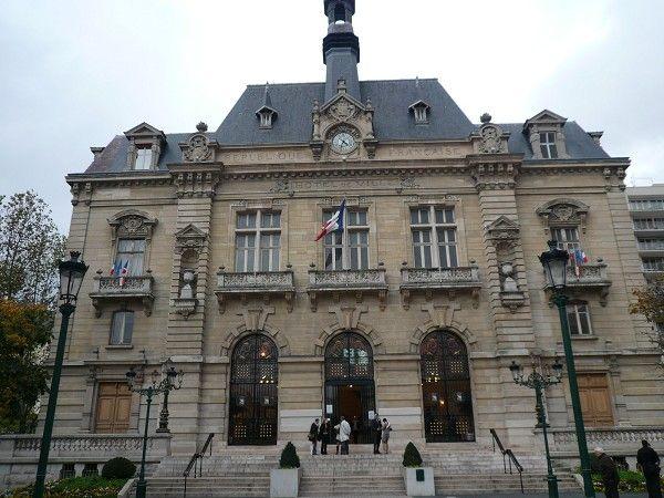 Hôtel de Ville de Colombes (92)