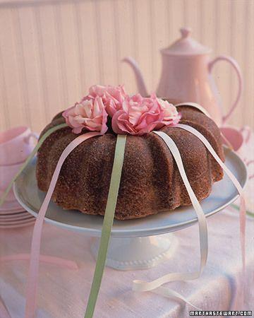 Charm Cake, cute idea