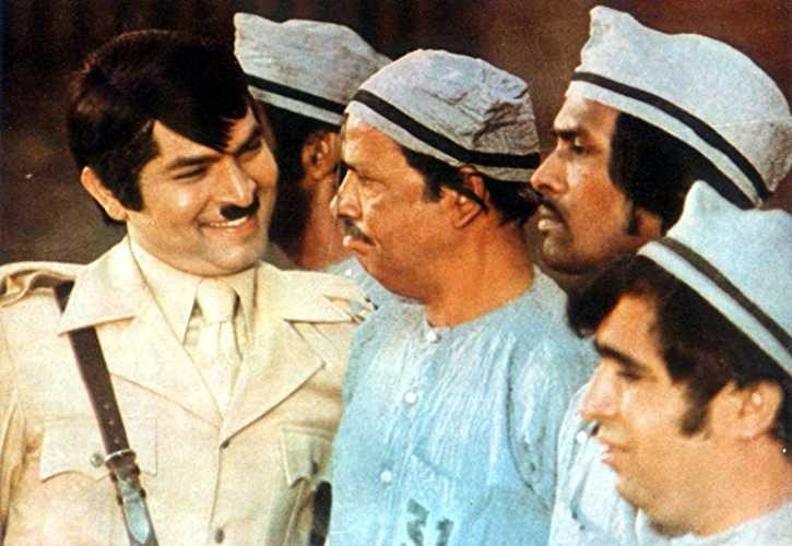 2019 Keshto Mukherjee and Asrani in Sholay (1975) | शोले