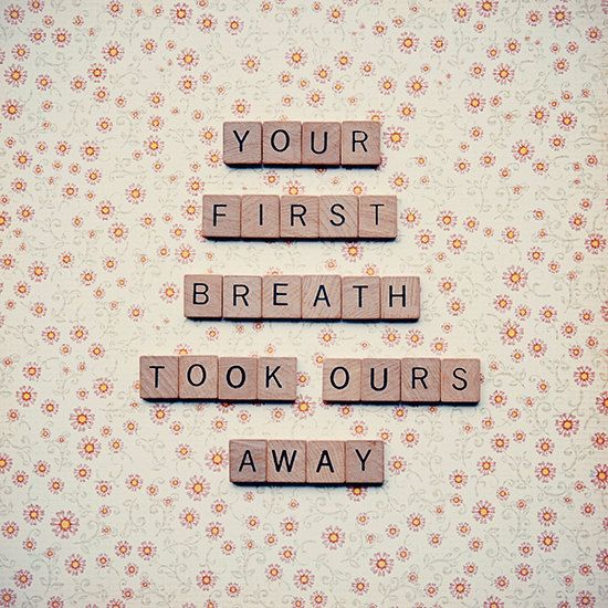 Nursery quote photograph scrabble quote by RetroLovePhotography