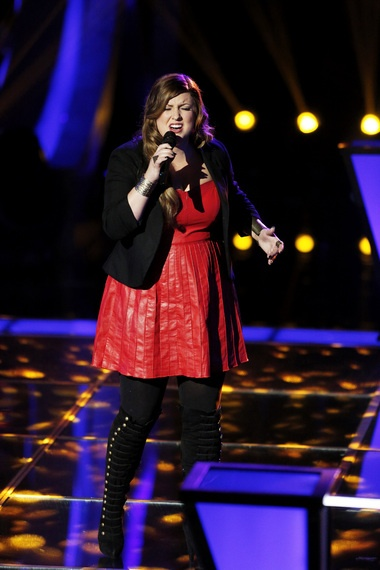 "Birmingham's Sarah Simmons heads to knockout rounds on ""The Voice."" (Full story at AL.com)"