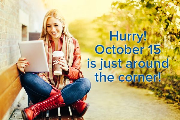 October 15 income tax filing deadline is just around the corner! We at Liberty Tax in Hollywood FL are here to help you! (954) 367-6993 #taxes #extensions #deadline #libertytax