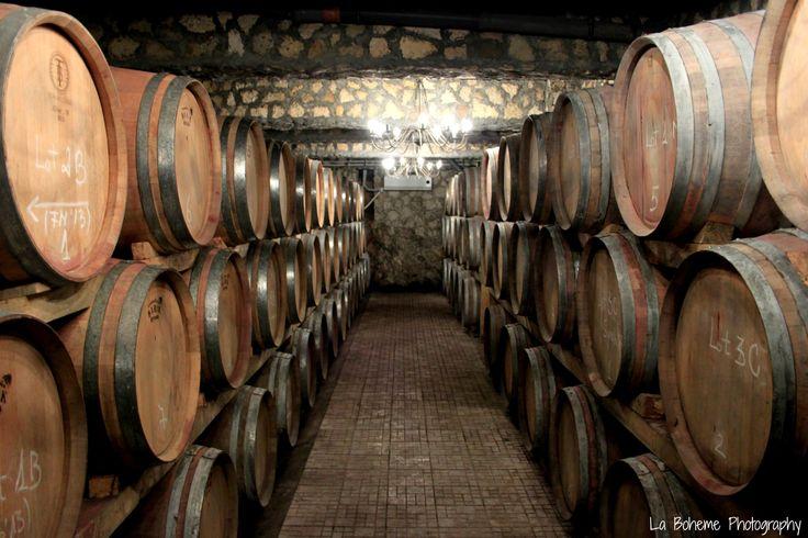 Domeniile Sahateni wine cellar.  https://www.facebook.com/AureliaVisinescuWines