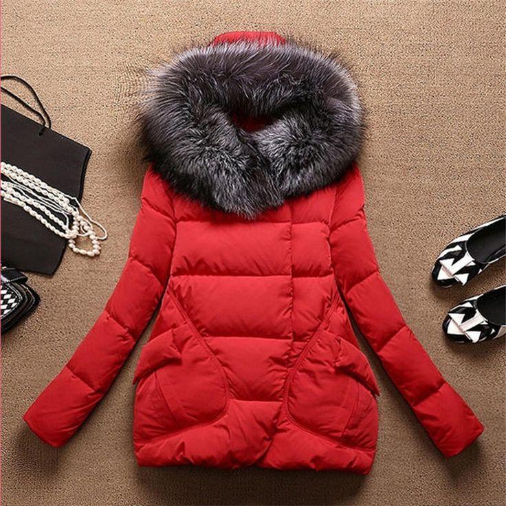 26.59$  Watch now - http://aliu6z.shopchina.info/go.php?t=32549567494 - Winter Jacket Women Long Fur Hooded Winter Coat Women Cotton Padded Jacket Parka Cloak Womens Winter Clothing Plus Size  #buyonlinewebsite