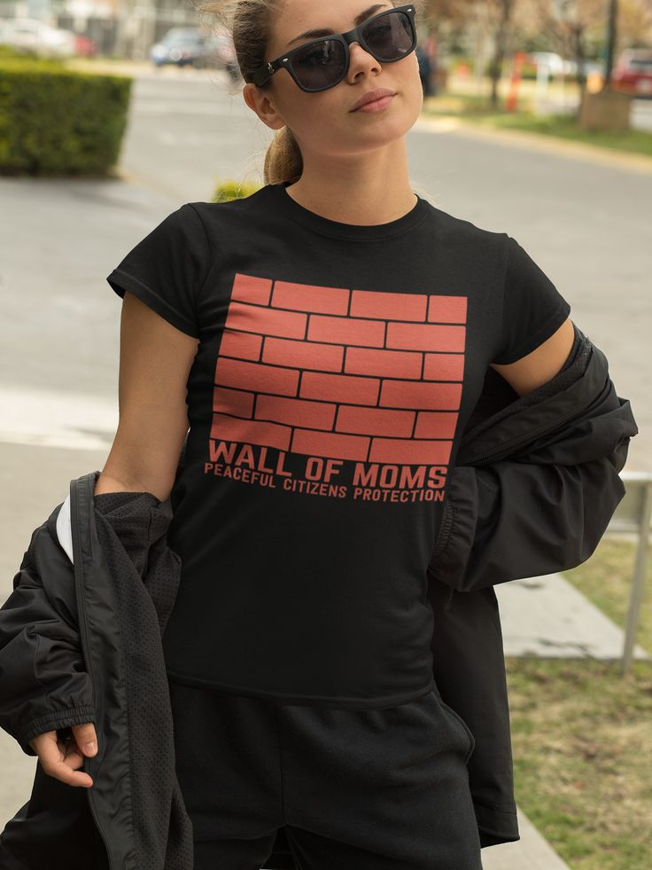 wall of moms peaceful citizens protection shirt in 2020 on wall of moms id=43254