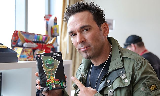 Green Power Ranger Jason David Frank Addresses His Comic-Con Assassination Attempt By A Man Believing He Was Embodying The PunisherRead More ➤ http://back.ly/6CjAK