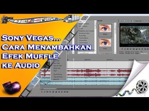 Cara Menambahkan Efek Muffle ke Audio Anda di Sony Vegas