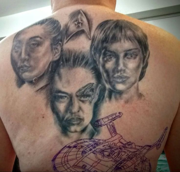 1206 best images about star trek fascination on pinterest for Generation 8 tattoo