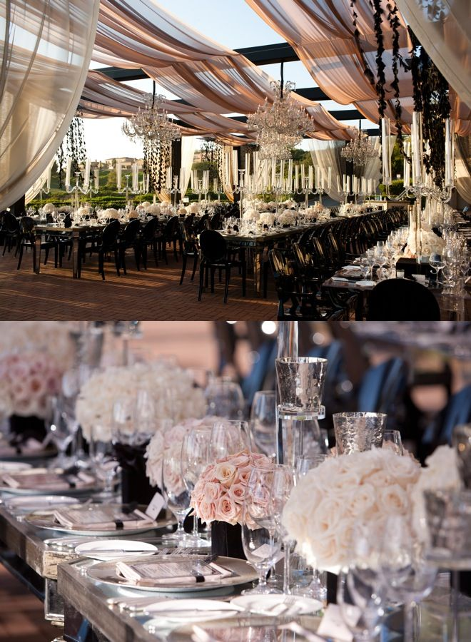 Sophisticated Wedding Reception Ideas from White Iilac Inc Part II