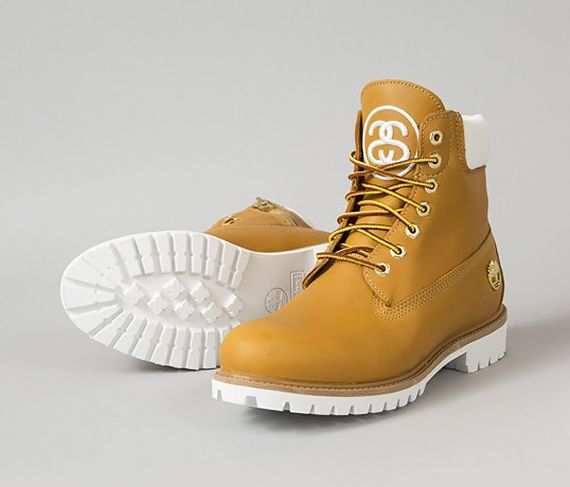 """[caption id=""""attachment_943486"""" align=""""alignleft"""" width=""""600""""] Stussy x Timberland Fall 2014[/caption] Timberland boots have been a wardrobe staple since 90s hip-hop royalty starting adapting this classic …"""