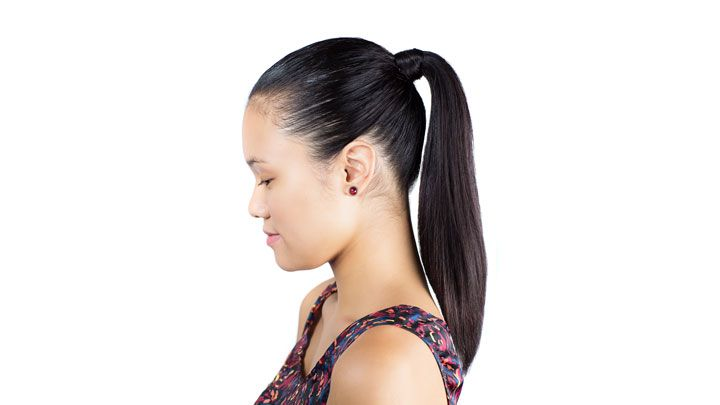 ponytail styles hair 25 best ideas about slicked back ponytail on 7987