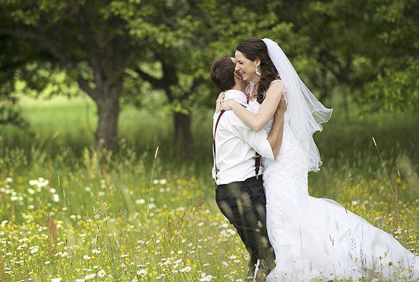 Vi spanderer ditt bryllup!