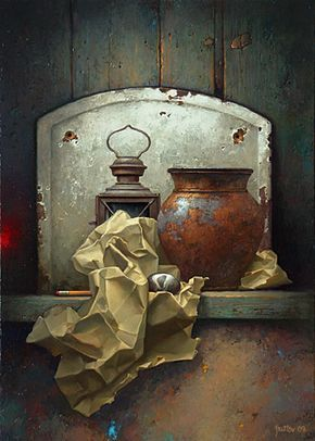Pintura de Edward Szutter                                                                                                                                                      Más