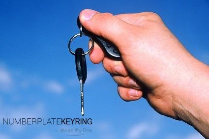 What is a Car Keyring ???  A keyring with a car number is an exclusive small copy of a car registration number!!! Exclusive only at numplatekeyring.co.uk – a glowing in the dark KEYRING WITH A CAR NUMBER!!! Now it is a 100% exact copy of a car number!!!   #numplatekeyring #Exclusive #Mercedes #jeweler #Statenumber #Moto #action http://numplatekeyring.co.uk/